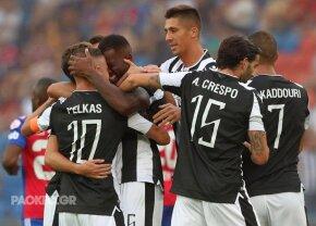 GALERIE FOTO PAOK Salonic, echipa lui Răzvan Lucescu, se califică în play-off-ul Ligii Campionilor! Primă URIAȘĂ câștigată