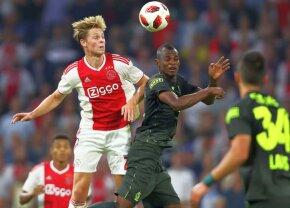 Răzvan Marin și colegii săi, desființati de antrenor după umilința cu Ajax:
