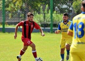 Atenție, imagine dură! » Un fotbalist român a cauzat un accident auto cumplit și a suferit leziuni grave: