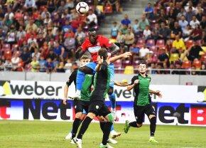 FCSB - HAJDUK SPLIT // Pericol mare! Situație-limită la FCSB înaintea duelului cu Hajduk: