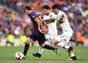 VIDEO+FOTO Primul SUPERGOL marcat de Leo Messi în acest sezon » Barcelona și-a spulberat adversara în trofeul Joan Gamper