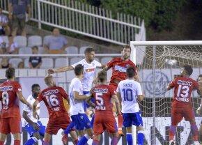 FCSB - HAJDUK SPLIT // El e fortăreața din echipa lui Dică: cifre incredibile în actualul sezon