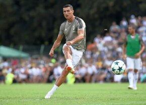 Verona e asaltată! Unități antitero la Chievo - Juventus pentru debutul lui Cristiano Ronaldo + Jurnaliști și fani din toată lumea vin la meci