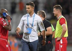Situație de neînțeles la Dinamo! Jucătorul pentru care Bratu a insistat și-a reziliat contractul cu echipa alb-roșie