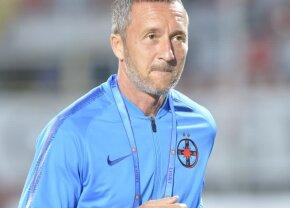 FCSB - Hajduk Split 2-1 // Mihai Stoica nu s-a putut abține și i-a ironizat pe dinamoviști după calificarea cu Hajduk: