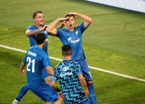 Războiul declarațiilor după cel mai șocant și dubios meci din Europa League, Zenit - Dinamo Minsk 8-1 »Mesaj către dictatorul bielorus  vs.