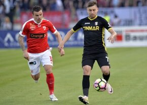 OFICIAL FCSB și-a luat fundaș stânga pentru play-off pe 300.000 de euro, după ce pista Latovlevici a picat! Fotbalistul cumpărat din Liga 1 a fost legitimat astăzi la LPF