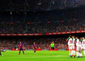 FOTO Barcelona - Alaves 3-0 » Fanii blaugrana sunt în extaz: ce se întâmplă de câte ori marchează Messi primul gol al sezonului
