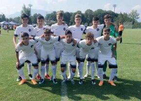 Academia Hagi U16 a încheiat Next Generation Trophy pe locul 6