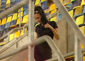FCSB - SEPSI // GALERIE FOTO Care meci? Sexy-bruneta rebelă care a întors toate privirile pe Arena Națională