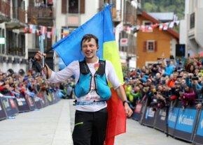 VIDEO Performanță de excepție pentru un român! Robert Hajnal a alergat în cea mai dificilă cursă din lume și a trecut linia de sosire pe locul 2, cu steagul României