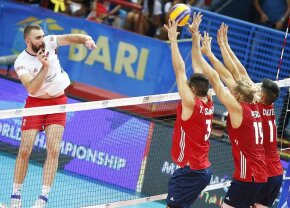 SUA - Serbia 3-2 // Unul dintre cele mai palpitante dueluri de la Campionatele Mondiale » Americanii au întors meciul!