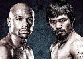 MAYWEATHER - PACQUIAO 2. Meciul Secolului: Revanșa » Floyd Mayweather a făcut anunțul! Revine în ring pentru un nou meci cu Manny Pacquiao