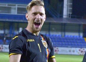 Eroul naționalei U21 explică ce i-a dat putere să apere penalty-ul decisiv: