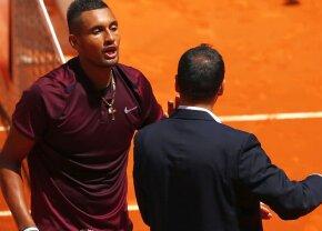 Măsuri dure împotriva arbitrului care l-a mobilizat pe Kyrgios la US Open » Ce sancțiune a dictat ATP