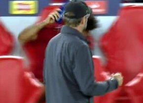 LIVERPOOL - PSG 3-2 // FOTO Ce-a fost asta? Reacția ciudată a lui Salah după golul lui Firmino a împărțit internetul în două » Tu ce părere ai?