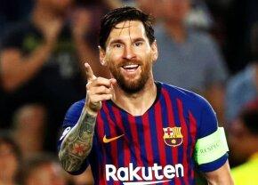 "Barcelona - PSV Eindhoven 4-0 // Messterclass! ""Messi transformă tot ce e extraordinar într-o rutină"""