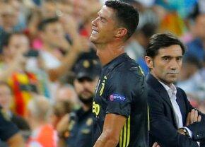 """FOTO """"Rușinea fotbalului. Dumnezeu nu doarme"""" » L-a tras de păr pe Murillo?! Ronaldo urlă disperat: """"N-am făcut nimic!"""""""