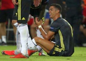Reacția specialistului » Eliminarea lui Ronaldo, gafă a brigăzii de arbitri?