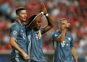 """Renato Sanchez, primul gol la Bayern chiar împotriva fostei echipe: """"I-am zis 'Fă-o, ești acasă, în familia ta'! Mi-aș fi dorit să dea două goluri"""""""