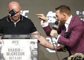 VIDEO + FOTO HAOS total! Conor McGregor a depășit limita înaintea celei mai mari lupte din istoria UFC: