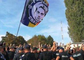 Scandal la Turnu Măgurele! Ultrașii Craiovei nu au fost lăsați să intre pe stadion la meciul cu echipa fiului lui Dragnea!
