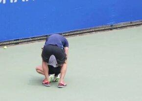 SIMONA HALEP. ULTIMA ORĂ Liderul WTA a avut probleme la antrenament! Ce jucătoare de TOP 10 i-a fost alături