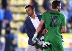 Dică își ceartă atacanții, după 2-0 cu Dunărea » De ce l-a schimbat pe marcatorul Tănase la pauză