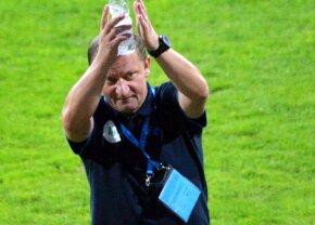 Specialistul debuturilor! Dorinel Munteanu a bifat o nouă victorie la primul meci pe bancă