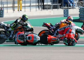 VIDEO + FOTO Acuze și amenințări la MotoGP » Jorge Lorenzo: