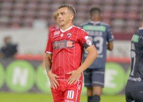 Reacție neașteptată a lui Nistor după ce a fost trimis de suporteri la FCSB:
