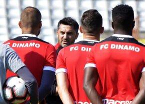 Prima măsură importantă luată de Niculescu la Dinamo » 9 jucători în afara lotului pentru meciul de Cupă!