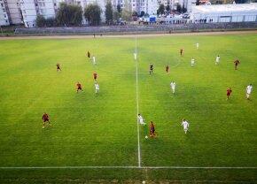 CUPA ROMÂNIEI MIERCUREA CIUC - ENERGETICIANUL / A scăpat de Siberia :) » Szilard Mitra a făcut un supermeci și a calificat echipa de Liga a 3-a în