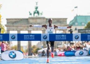 A învățat să alerge pentru că stătea departe de școală » Povestea fascinantă a recordmanului la maraton, Eliud Kipchoge