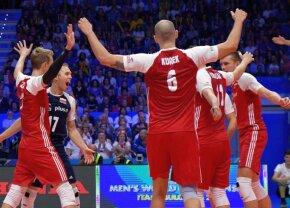 Stăpânii lumii! Polonia și-a păstrat titlul mondial la volei masculin după victoria cu Brazilia, 3-0