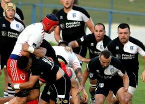 Victorie pentru CSM București în derby-ul etapei la rugby » Cum arată clasamentul