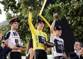 Lance Armstrong, replică pentru Geraint Thomas, după ce i-a fost furat trofeul de campion al Turului Franței: