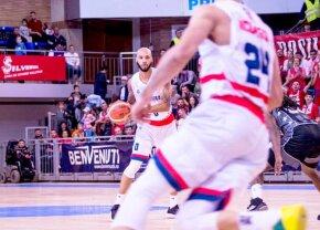 CSM Oradea și Steaua București, debut cu stângul în grupele FIBA Europe Cup
