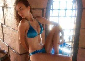 FOTO Inocență răvășitoare » Fotomodelul care surprinde: e din Milano, dar ține cu Juventus