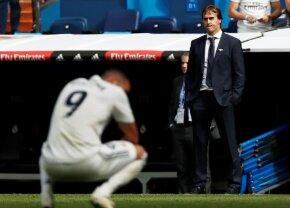 """E haos la Real Madrid! Ședință-fulger în vestiar după """"rușinea"""" cu Levante + Florentino Perez are două variante clare pentru înlocuirea lui Lopetegui"""