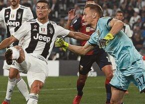 """A blocat-o pe Juventus, dar e criticat de italieni » Radu, cel mai slab de la Genoa: """"Te ia cu amețeli când îl vezi ieșind la mingile joase sau înalte"""""""