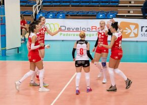 Volei Alba Blaj, victorie în Liga Campionilor! Schimbare importantă în modul de desfășurare al competiției