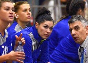 CSM BUCUREȘTI - KRISTIANSAND 26-31 // Oana Manea, în lacrimi după înfrângerea CSM-ului:
