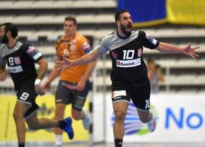 DINAMO - ADEMAR LEON 35-30 // VIDEO+FOTO Neiertători! Dinamoviștii au zdrobit-o pe Ademar Leon și au urcat pe primul loc în grupa din Liga Campionilor