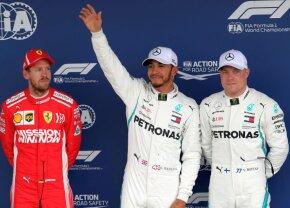 MARELE PREMIU AL BRAZILIEI // Record după record pentru Lewis Hamilton » Al 10-lea pole position al sezonului în Brazilia + cum arată grila de start și lupta pentru titlul constructorilor