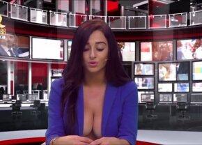VIDEO WOOW! Jurnalistele albaneze au cele mai sexy apariții TV: cum apar în fața camerelor