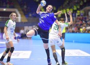 Ferencvaros - CSM București 28-34 // Dragana Cvijic, război cu fanii maghiari: