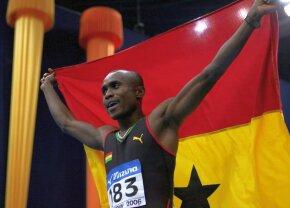 SPECIAL GSP Din Ghana, în zbor » Povestea fascinantă a unui campion mondial cucerit de România: