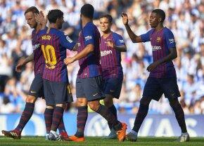 Liverpool pregătește ofensiva » Ofertă-record pentru fotbalistul-problemă din echipa Barcelonei