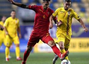 MUNTENEGRU - ROMÂNIA, liveTEXT de la 21:45 » Echipa de start pregătită de Cosmin Contra: